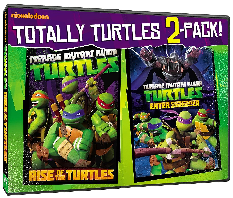 Teenage Mutant Ninja Turtles: Rise of the Turtles / Enter ...