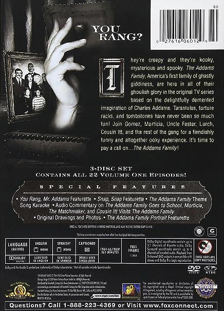 Lurch Addams Family You Rang