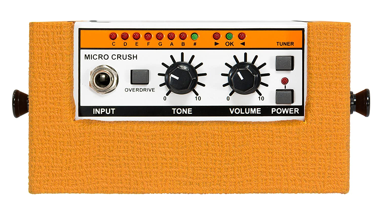 amazon orange cr3 micro crush エレキギターコンボアンプ 楽器