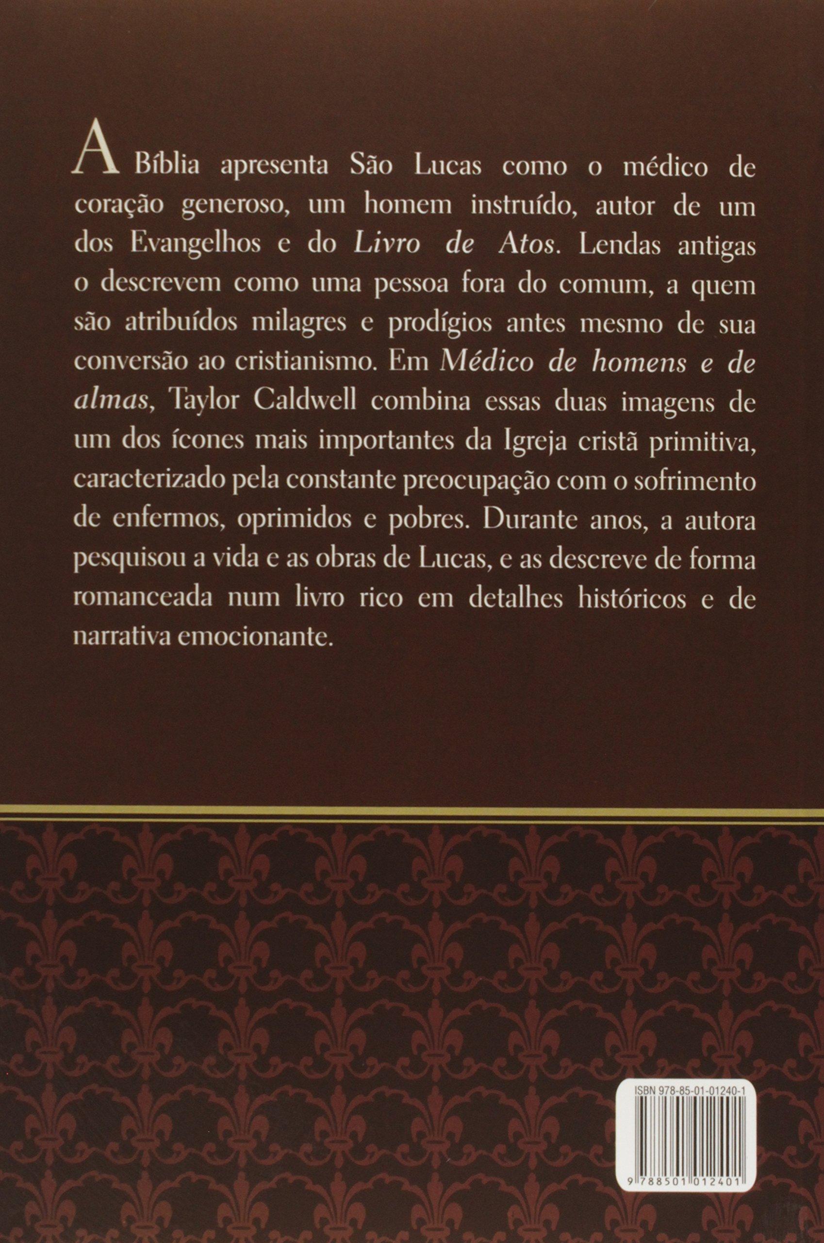 Médico De Homens E De Almas Em Portuguese Do Brasil