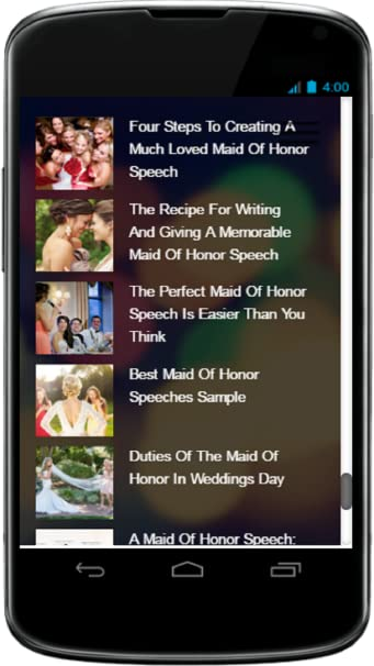 Amazon Com Complete Maid Of Honor Speech Your Best Maid Of Honor