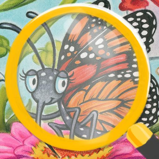 Edición Reino Animal Encuentra las diferencias Observación de la Naturaleza Juegos para Niños, ilustrado por Debbie Palen: Amazon.es: Appstore para Android