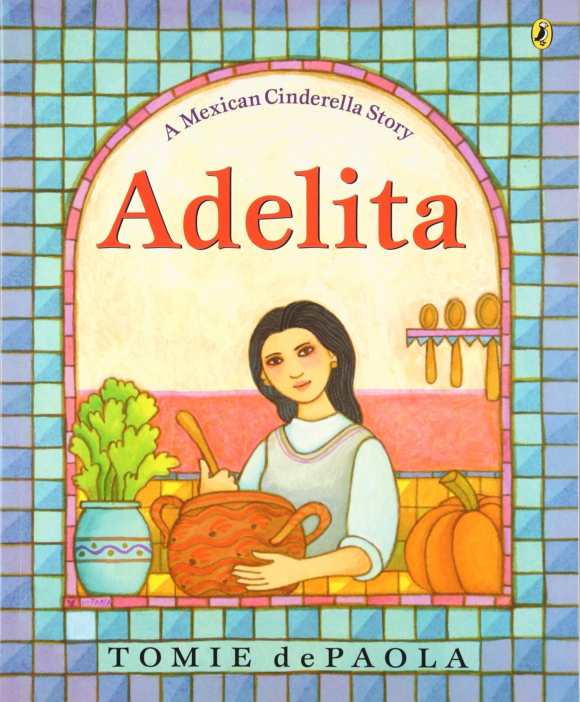 adelita tomie depaola 9780142401873 amazon com books