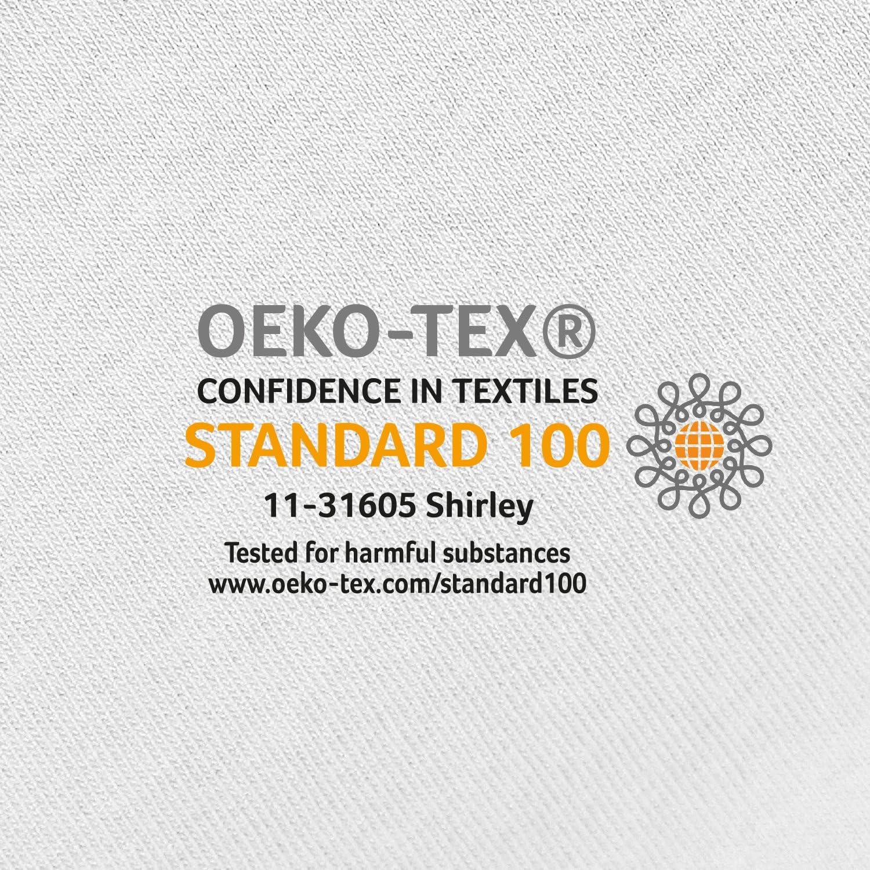 Oeko-Tex Standard 100 HRM Damen Fair4All Farbechter Kapuzenpullover