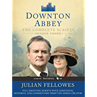 Downton Abbey Script Book Season 3 book cover