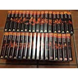 Inspector Morse The Complete Collection On VHS TAPES No.1--33