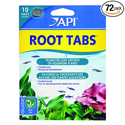 Osmocote Root Tabs For Planted Aquariums Vegetarian Capsules Shrimp Safe Sale Price
