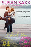 A Real Man: Sexy Small Town Military Romance (Real Men Book 1 & a Jack's Bay Short)