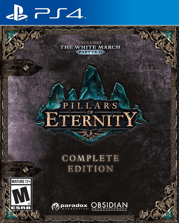 Amazon com: Pillars of Eternity: Complete Edition