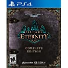 Pillars Of Eternity Playstaion 4 - PlayStation 4