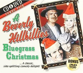 a beverly hillbillies bluegrass christmas cd dvd combo pack - Bluegrass Christmas Music
