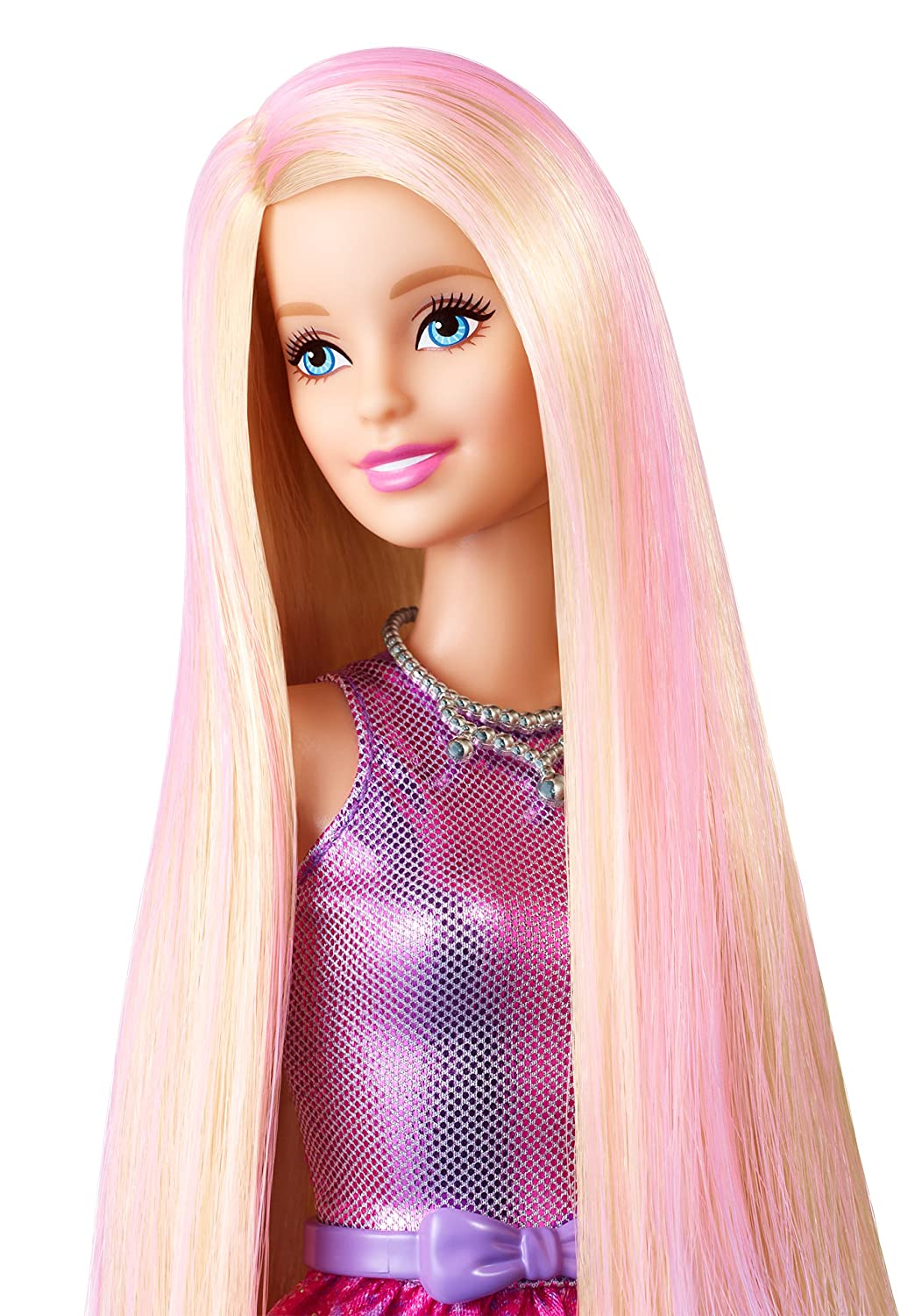 Cute Hairstyles For Barbie Dolls -