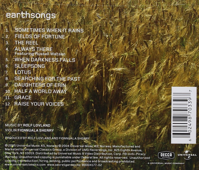 Secret Garden - Earthsongs - Amazon.com Music