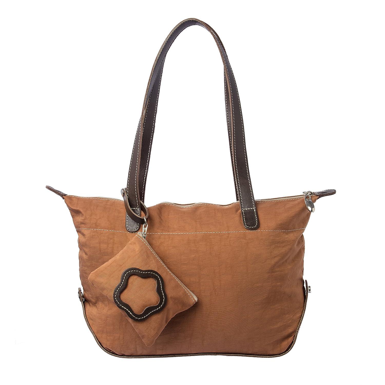 Amazon.com: GSC moda mujer bolso bolsa plegable dilusso ...