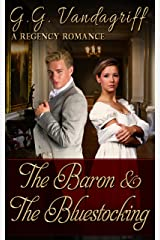 The Baron and The Bluestocking (Six Rogues and Their Ladies Book 6) Kindle Edition