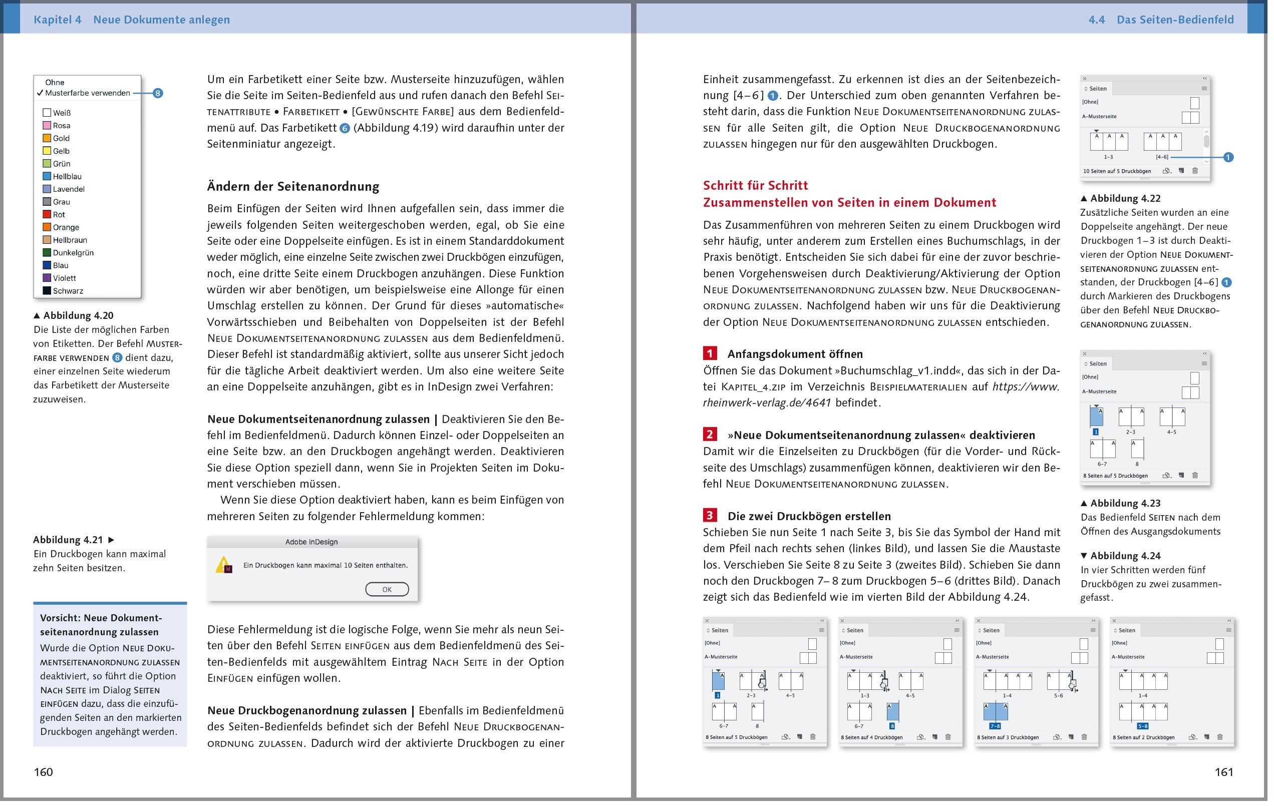 Adobe Indesign Cc Das Umfassende Handbuch Neuauflage Des
