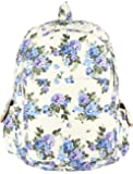 Crafts My Dream Women's Canvas Multicolour Backpack