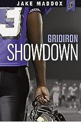 Gridiron Showdown (Jake Maddox JV) Kindle Edition