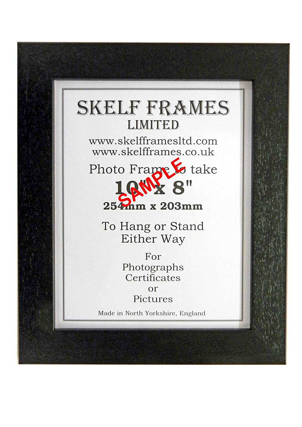 1000mm x 700mm Picture Photo Poster Frame (Black): Amazon.co.uk ...
