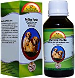 Growel Petlive Forte - Liver Tonic & Appetite Booster for Dog, Puppy & Cat -100 ml