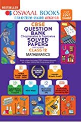Oswaal CBSE Question Bank Chapterwise & Topicwise Solved Papers Class 12, Mathematics (For 2021 Exam) Kindle Edition