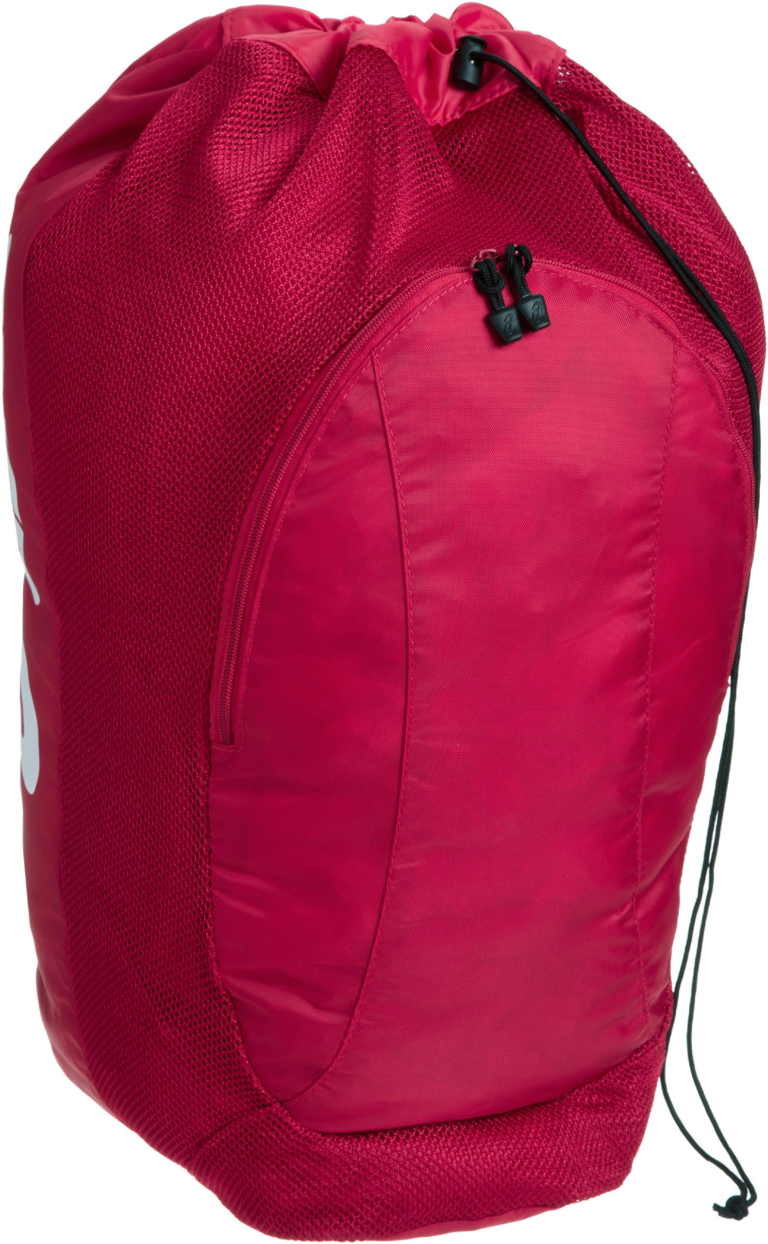 ASICS Gear Duffel Bag, Pink Glow, One Size