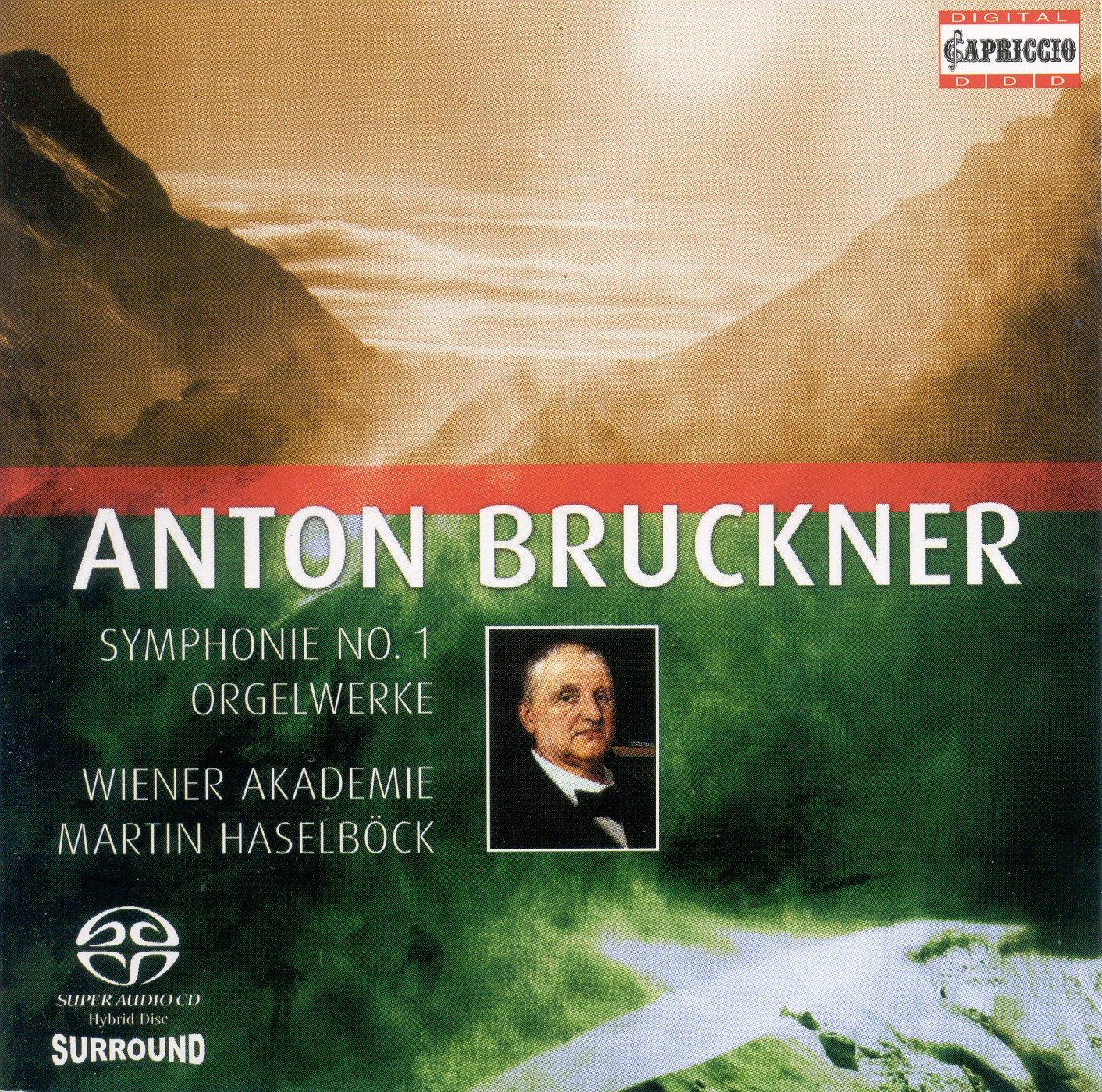 BRUCKNER / VIENNA ACADEMY ORCHESTRA / HASELBOCK