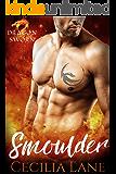 Smoulder: Dragon Shifter Romance (Dragonsworn Book 1)
