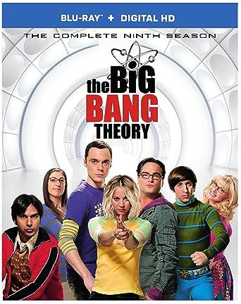 Big Bang Theory: The Complete Ninth Season [Blu ray]: Amazon