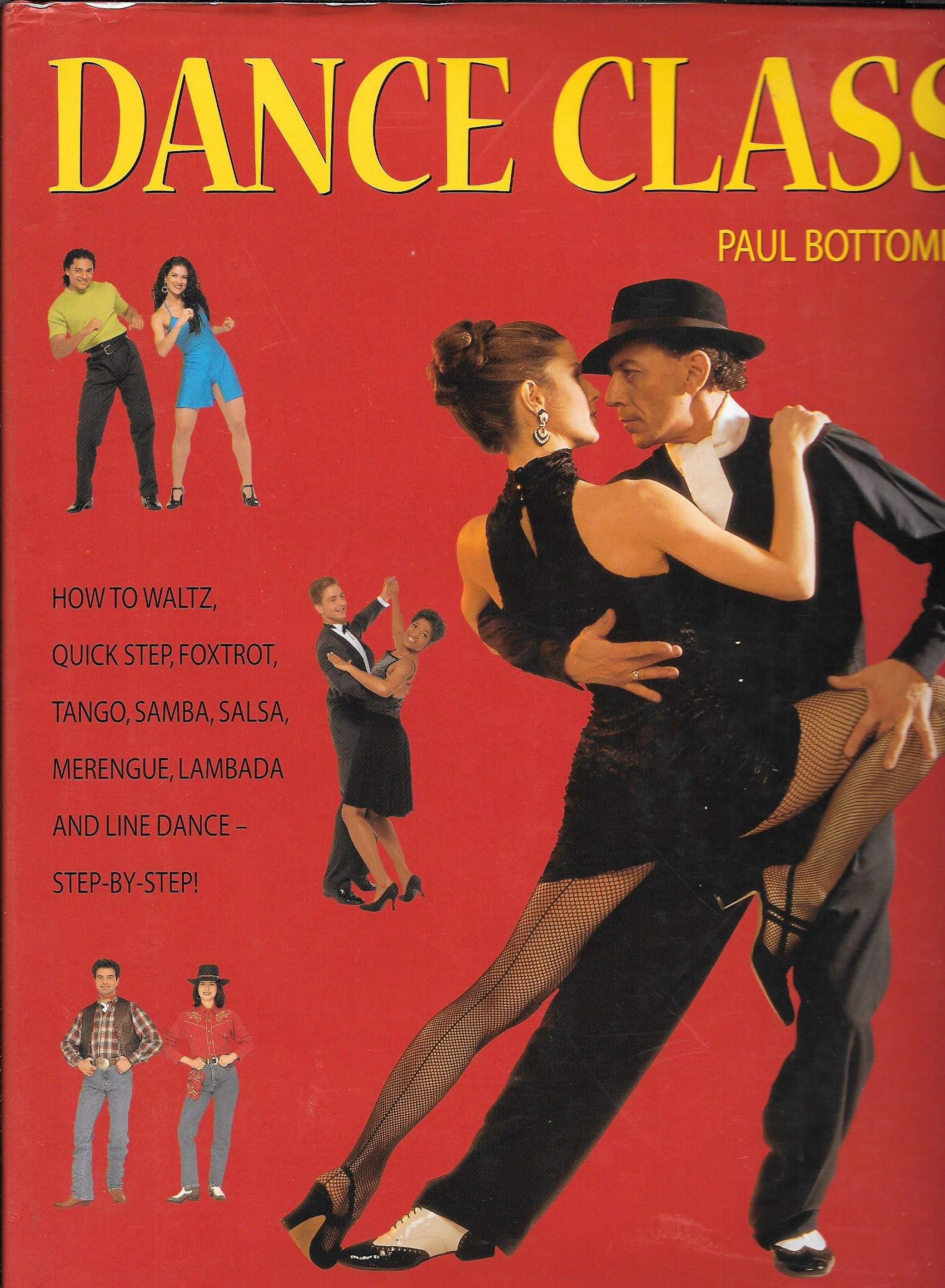 Dance Class Paul Bottomer 9781846810961 Books Cool Moves Step By Salsa Diagram