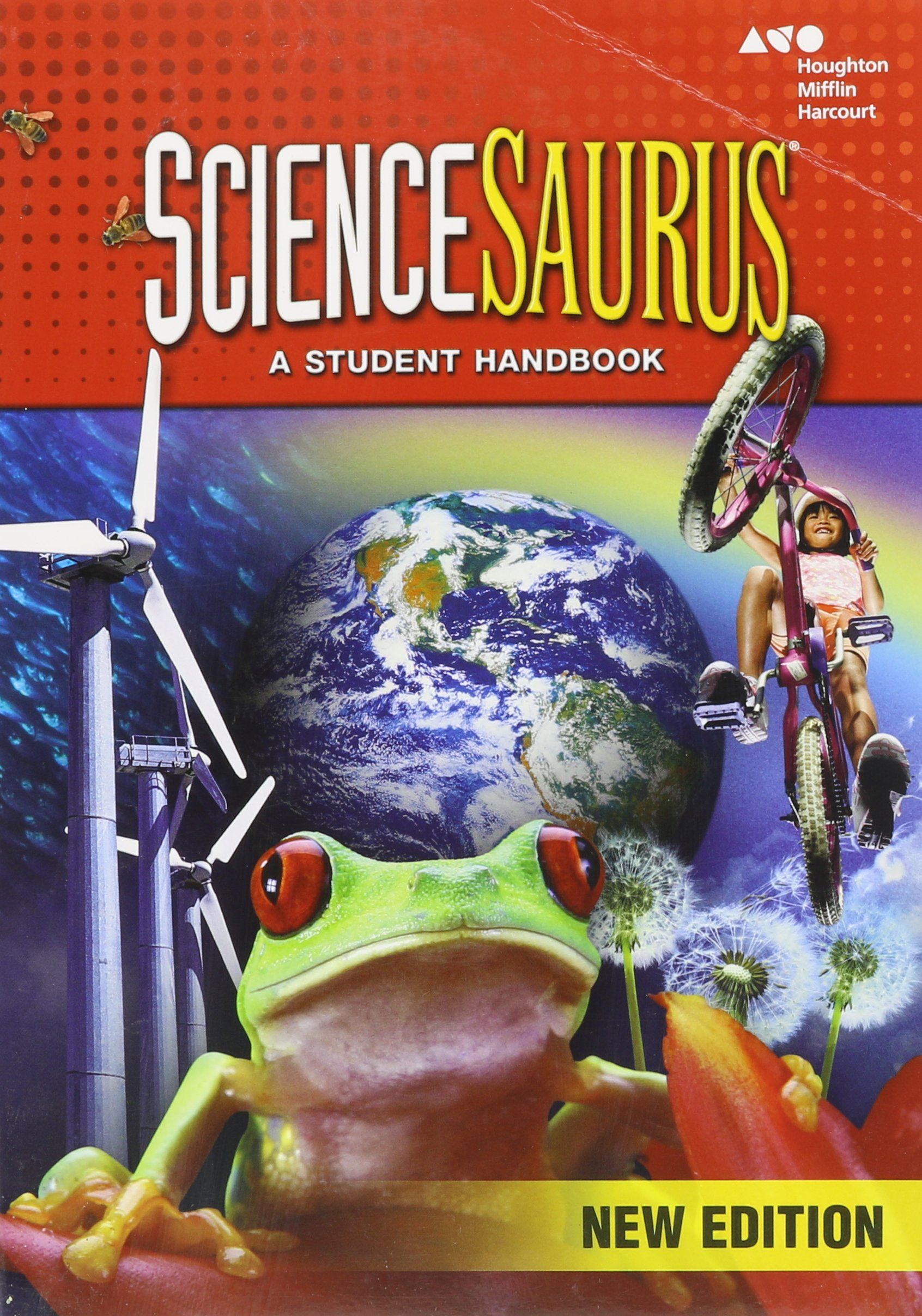 Worksheets Sciencesaurus Worksheets sciencesaurus student handbook softcover grades 2 3 houghton mifflin harcourt 9780544057838 amazon com books