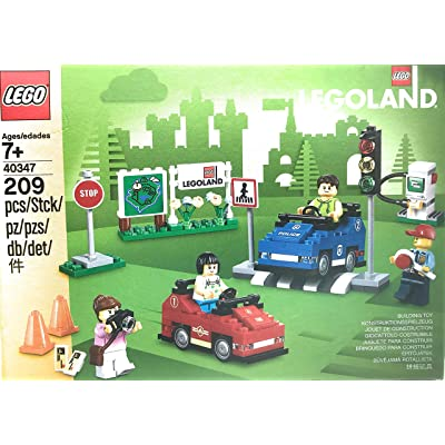 Legoland Lego 40347 Transportation Exclusive Set: Toys & Games
