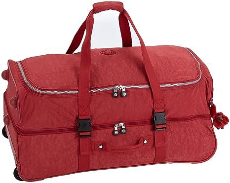 L Teagan Cm Kipling K13117196 75 Bolsa Rojo Ketchup De Viaje qItwgF4