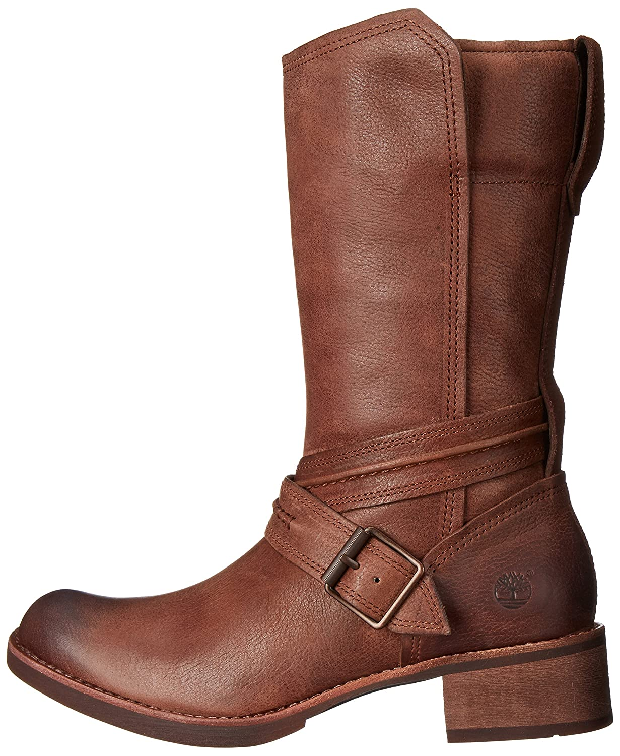 71b56c43785 Timberland Women s Whittemore Mid Side-Zip Boot Dark Brown Woodlands 8.5  B(M) US  Buy Online at Low Prices in India - Amazon.in