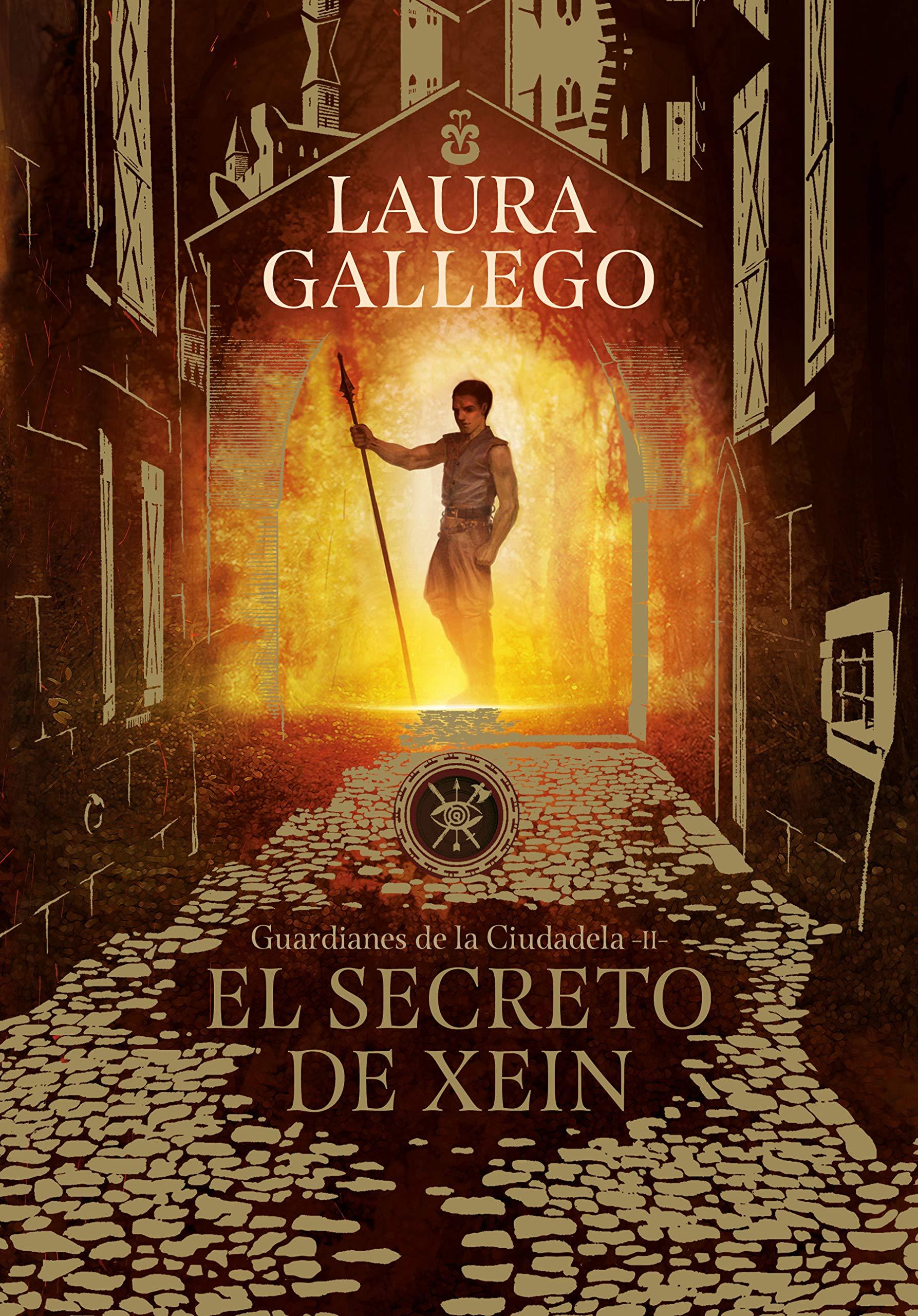 Amazon.com: El secreto de Xein / Xein's Secret (Guardianes De La Ciudadela)  (Spanish Edition) (9786073172912): Laura Gallego: Books