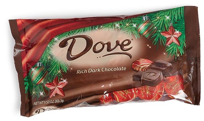 Dove Chocolate Chocolate Miniatures Dark Chocolate 9 5 Oz By
