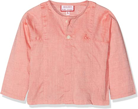 neck & neck 17V07005.33 Camisa, Coral, 6 Years (Tamaño del ...