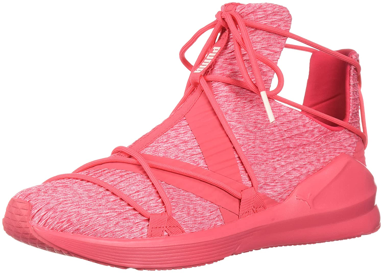 PUMA Women's Fierce Rope Pleats Wn Sneaker B072MZL8S5 7.5 B(M) US|Paradise Pink-paradise Pink