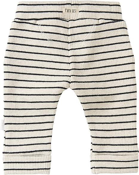 Noppies U Regular Fit Pants Lindley STR Pantalon Mixte b/éb/é