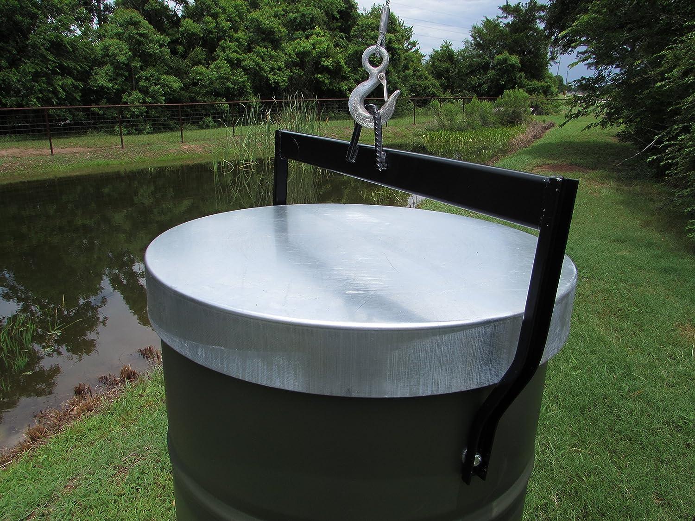 Amazon com: 55 Gallon Feeder Hanging Bail: Sports & Outdoors