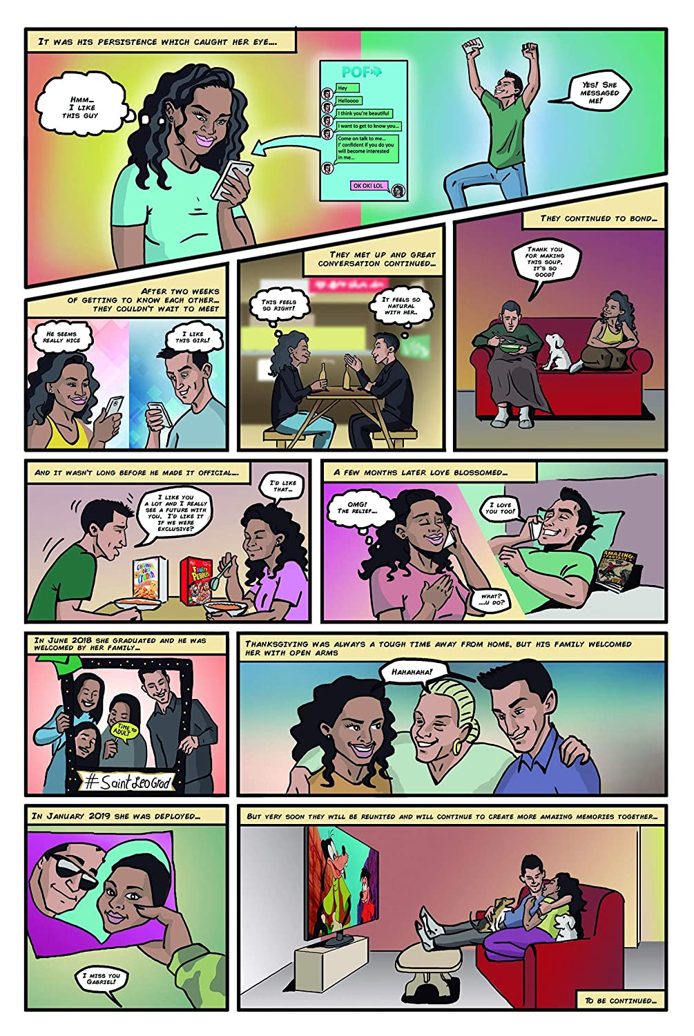 Amazon com: Custom Comic Strip - Awesome 30th Birthday Gift For Long