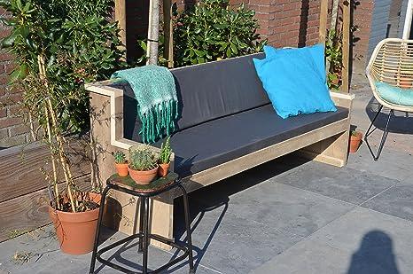 Wood4you Zeeland Diy Wooden Garden Bench With Outdoor