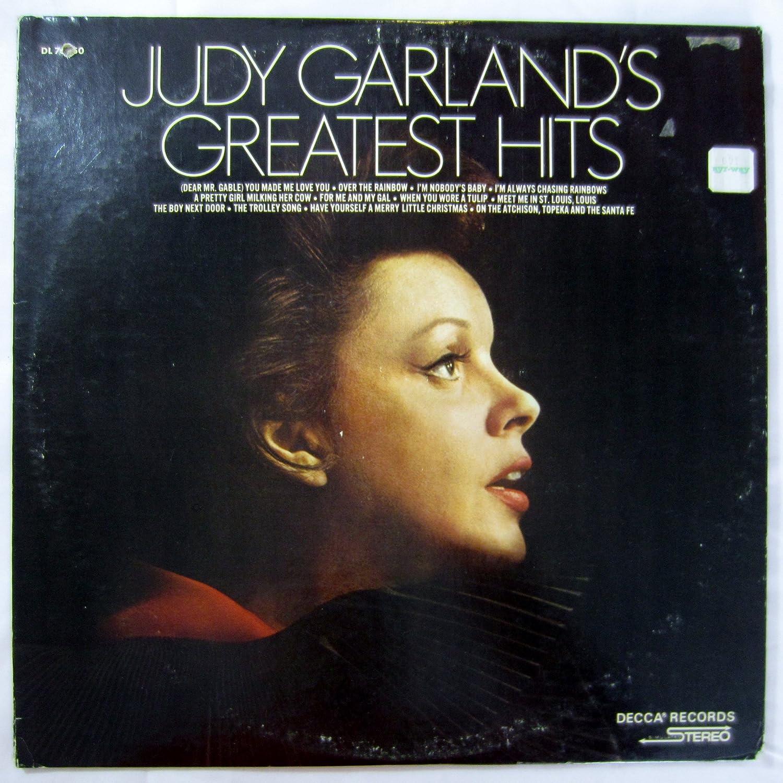 Judy Garland - Judy Garland\'s Greatest Hits - Amazon.com Music