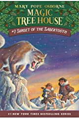 Sunset of the Sabertooth (Magic Tree House Book 7) Kindle Edition