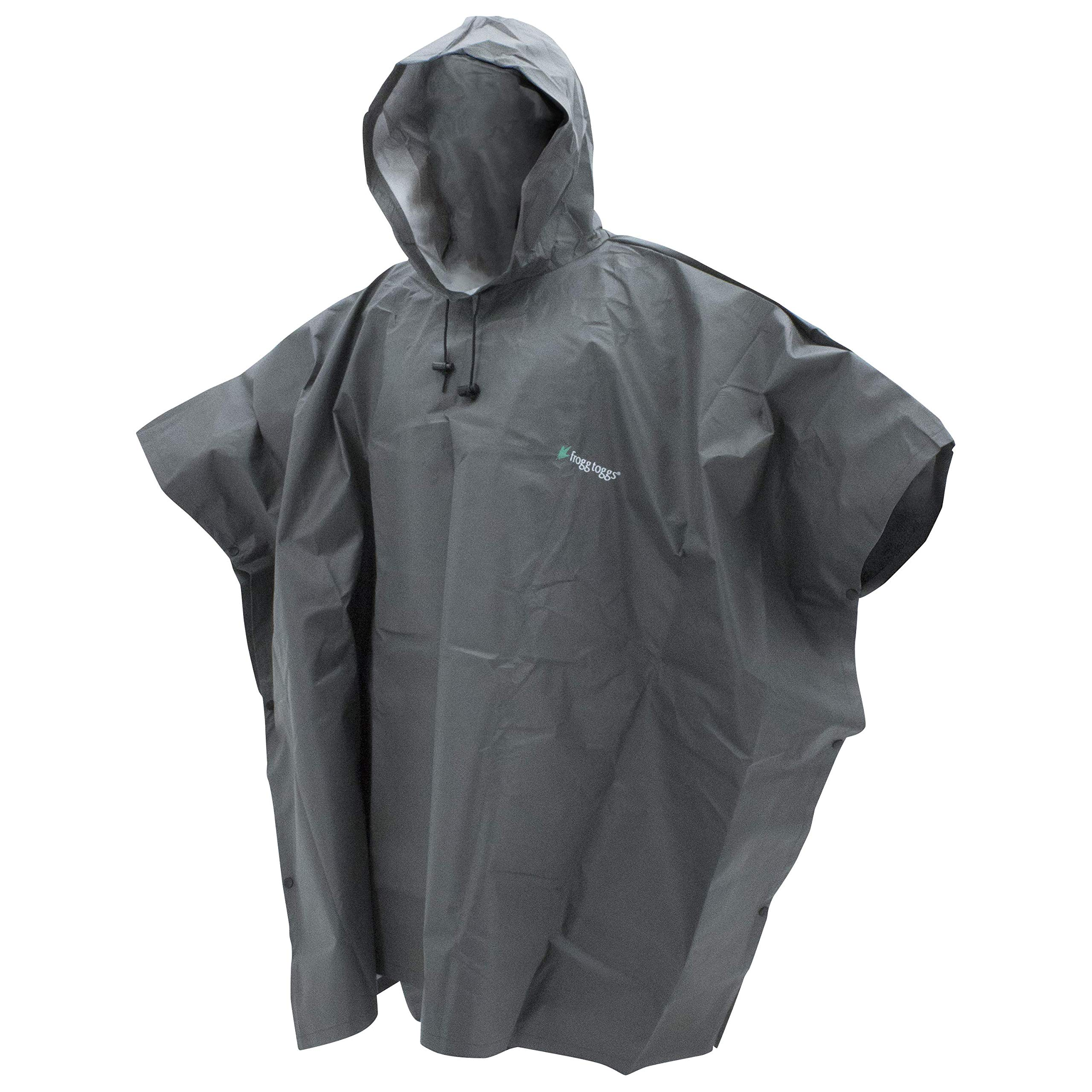 Frogg Toggs Ultra-Lite2 Waterproof Breathable Poncho by Frogg Toggs