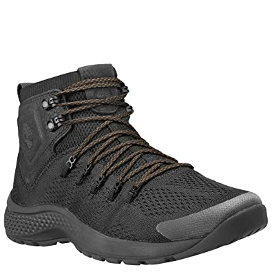 newest collection quality products picked up Timberland Men's FlyRoam Trail Mid Fabric Sneakers