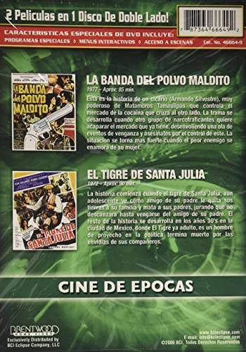 Amazon.com: Cine De Epocas 70s, Vol. 2: Artist Not Provided: Movies & TV