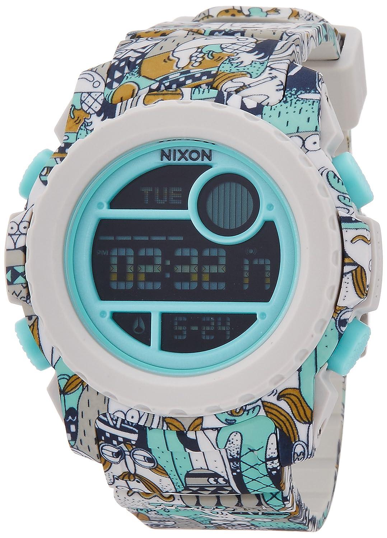 [ニクソン]NIXON 腕時計 SUPER UNIT: BEACH DRIFTER LTD NA9212355-00 メンズ 【正規輸入品】 B01EHS7SOG