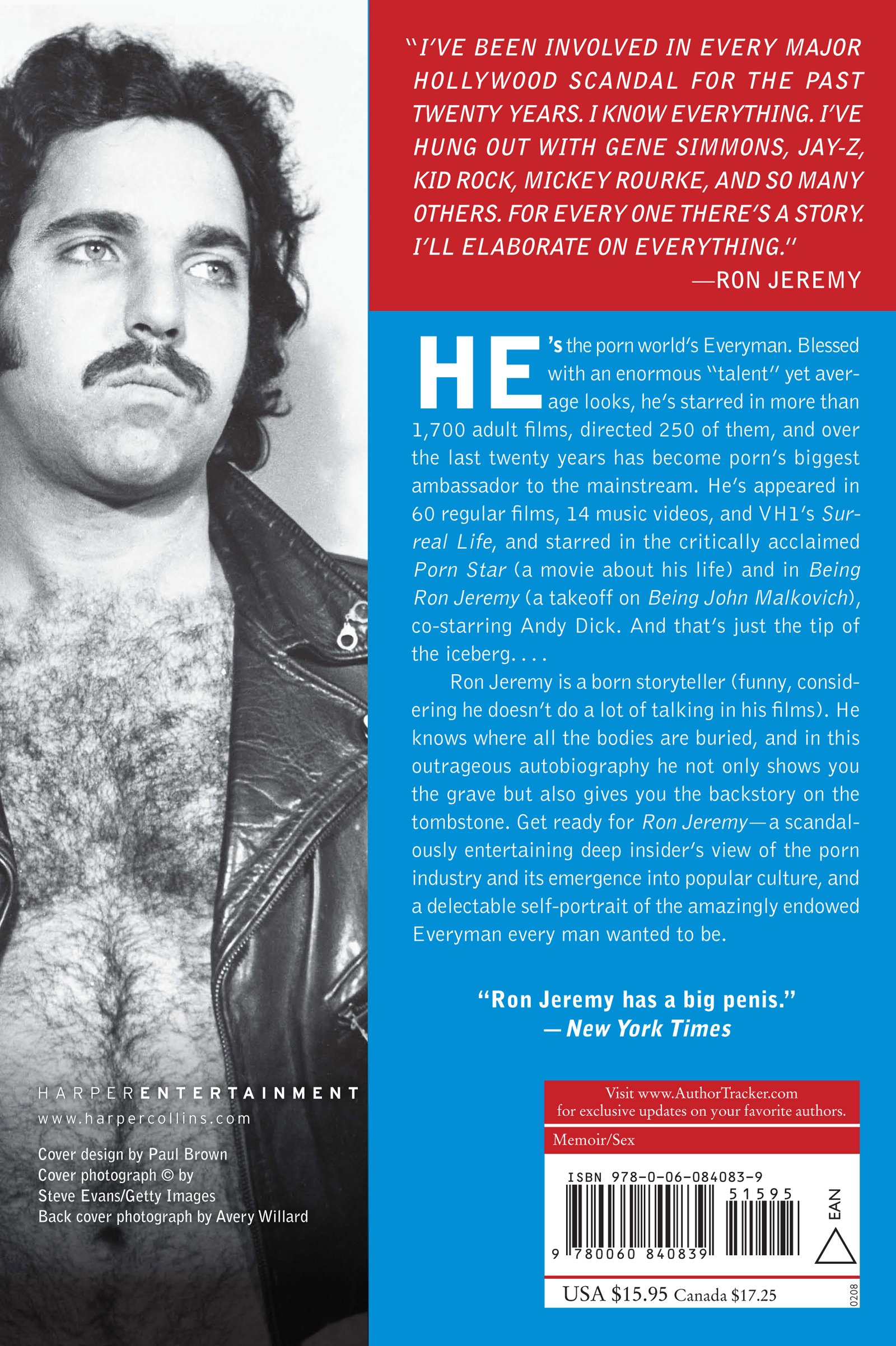 Ron jeremy penis picture