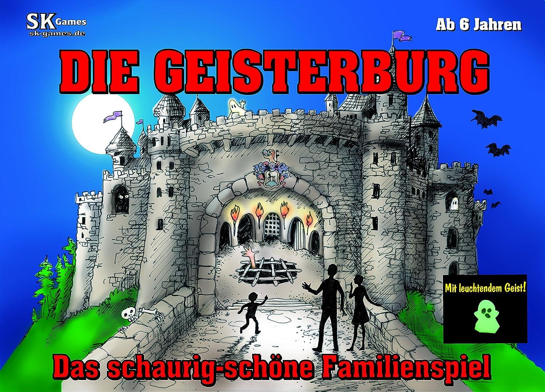 Die Geisterburg - Das schaurig-schöne Familienspiel